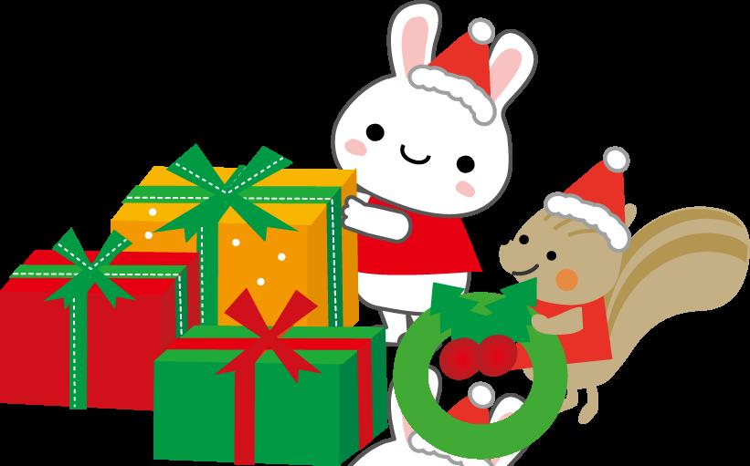 christmas-usagi